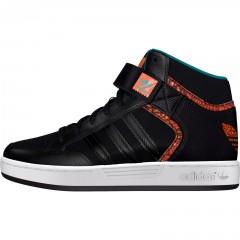 Dětské boty adidas Originals VARIAL MID J | F37503 | Černá | 38