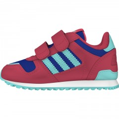 Dětské boty adidas Originals ZX 700 CF I   B25622   Růžová   22