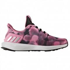 Dětské boty adidas RapidaRun Uncaged K | BA9438 | Růžová, Černá | 38