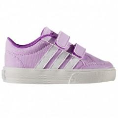Dětské boty adidas VS SET CMF INF | AW4098 | Fialová | 22