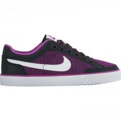 Dětské boty Nike CAPRI 3 TXT (GS) 36 BLACK/WHITE-HYPER VIOLET