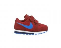 Dětské boty Nike MD RUNNER 2 (TDV) 26 UNIVERSITY RED/PHT BLUE-OBSDN
