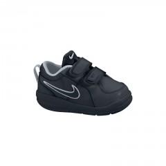 Dětské boty Nike PICO 4 (TDV) 22 BLACK/BLACK-METALLIC SILVER