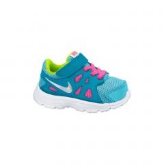 Dětské boty Nike REVOLUTION 2 TDV 25 CLEARWATER/METALLIC SILVER-BLU