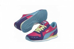 Dětské boty Puma Cabana Racer SL Jr team violet | 351979-26 | 37