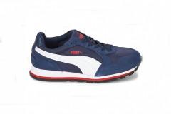Dětské boty Puma ST Runner NL Jr peacoat-white- | 358770-31 | 38,5
