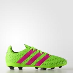 Dětské kopačky adidas ACE 16.4 FxG J | AF5034 | Zelená | 38