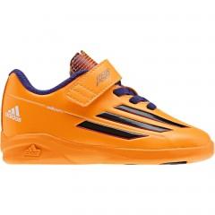 Dětské kopačky adidas F50 adizero EL I | D67462 | Oranžová | 21