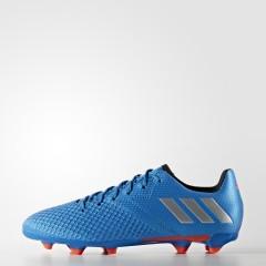 Dětské kopačky adidas MESSI 16.3 FG J | S79622 | Modrá | 36
