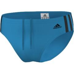 Dětské plavky adidas I 3S TR | F79930 | Modrá | 164