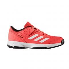 Dětské sálová obuv adidas Performance COURT STABIL JR | BY2836 | Červená | 36,5