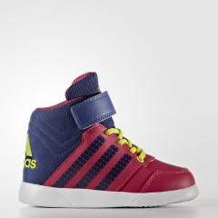 Dětské tenisky adidas Jan BS 2 mid I 22 BOPINK/UNIINK/FTWWHT