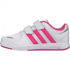 Dětské tenisky adidas LK Trainer 6 CF K | B40716 | Bílá | 35