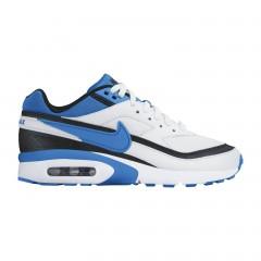 Dětské Tenisky Nike AIR MAX BW (GS) | 820344-104 | Bílá, Černá, Modrá | 38