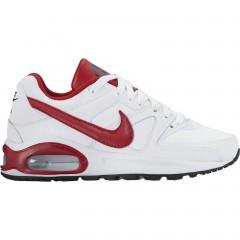 Dětské tenisky Nike AIR MAX COMMAND FLEX LTR GS 38 WHITE/GYM RED-BLACK