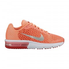 Dětské tenisky Nike AIR MAX SEQUENT 2 (GS) | 869994-600 | Oranžová | 36,5