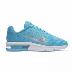Nike air max sequent 2 (gs) | 869994-401 | Modrá | 36