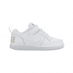 Dětské tenisky Nike COURT BOROUGH LOW (PSV) | 870025-100 | Bílá | 31