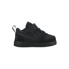 Dětské tenisky Nike COURT BOROUGH LOW (TDV) 27 BLACK/BLACK