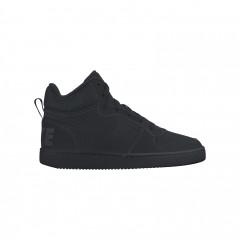 Dětské tenisky Nike COURT BOROUGH MID (GS) 36,5 BLACK/BLACK-BLACK
