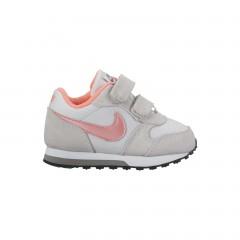 Dětské tenisky Nike MD RUNNER 2 (TDV) 27 PURE PLATINUM/LAVA GLOW-COOL G