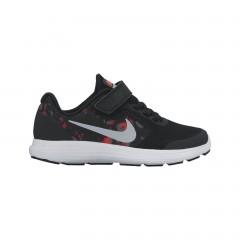 Dětské tenisky Nike REVOLUTION 3 PRINT (PSV) 31 BLACK/WHITE-WOLF GREY