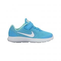 Dětské tenisky Nike REVOLUTION 3 (PSV) 31 CHLORINE BLUE/WHITE-HYPER TURQ