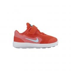 Dětské tenisky Nike REVOLUTION 3 (TDV) 27 MAX ORANGE/STILL BLUE-LAVA GLO