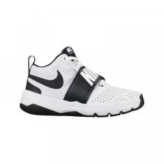 Dětské tenisky Nike TEAM HUSTLE D 8 (PS) 27,5 WHITE/BLACK
