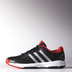 Dětské tenisové boty adidas Barricade team 4 xJ | B34023 | Černá | 37