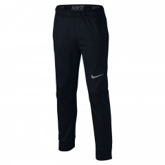 Dětská tepláky Nike B NK THRMA PANT TAPERED | 818938-010 | Černá | XS