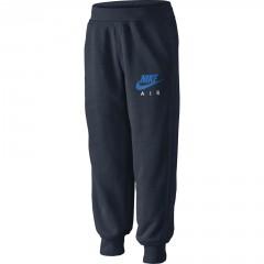 Dětské tepláky Nike YA BF HBR RIB CUFF PANT-AIR LK | 728540-451 | Modrá | XL