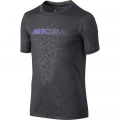 Dětské tričko Nike GPX B MERCURIAL SS TOP | 607439-026 | Černá | M