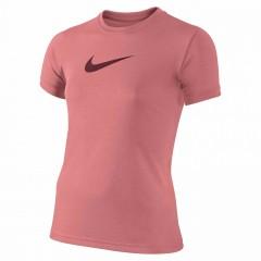 Dětské tričko Nike LEGEND SS TOP YTH | 392389-655 | Růžová | S