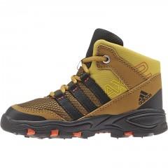 Dětské zimní boty adidas AX2 MID I 23 RAWOCH/CBLACK/BROOXI