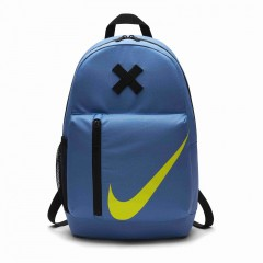 Dětský batoh Nike Y NK ELMNTL BKPK | BA5405-476 | Modrá | MISC