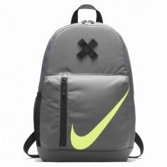 Dětský batoh Nike Y NK ELMNTL BKPK | BA5405-021 | Šedá | MISC