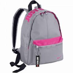 Dětský batoh Nike YOUNG ATHLETES CLASSIC BA | BA4606-012 | Šedá, Růžová | MISC