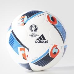 Fotbalový míč adidas EURO16 TOP R | AC5450 | Bílá, Modrá | 5