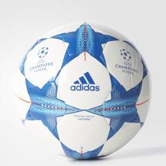 Fotbalový míč adidas FIN15CAP | S90224 | Modrá, Bílá | 5