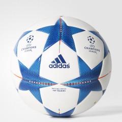 Fotbalový míč adidas FIN15TTRAIN | S90233 | Modrá, Bílá | 5