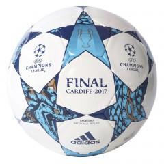 Fotbalový míč adidas FINALE CDF SPOR | AZ5203 | Bílá, Modrá | 4