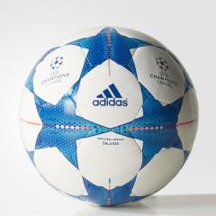 Fotbalový míč adidas FINALE15SALA5X 3 WHITE/BRCYAN/BRBLUE