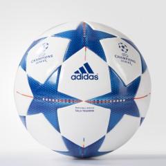 Fotbalový míč adidas FINALE15SALATR | S90223 | Bílá, Modrá | 3