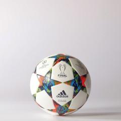 Fotbalový míč adidas FINALEBERSALATR   S86748   Bílá, Barevná   FUTS