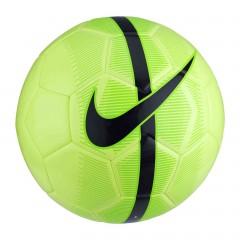 Fotbalový míč Nike MERC FADE 5 GHOST GREEN/ELECTRIC GREEN/BLA