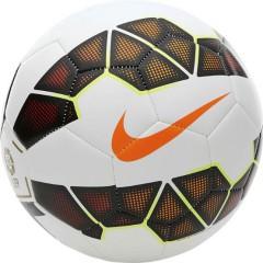 Fotbalový míč Nike STRIKE LFP 5 WHITE/BLACK/TOT OR/(TOT OR)