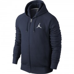 JUMPMAN BRUSHED F/Z HOODY