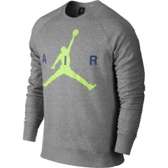 JUMPMAN GRAPHIC BRUSHED CREW