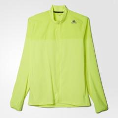 Pánská bunda adidas SN STORM JKT M   AA5597   Zelená   2XL